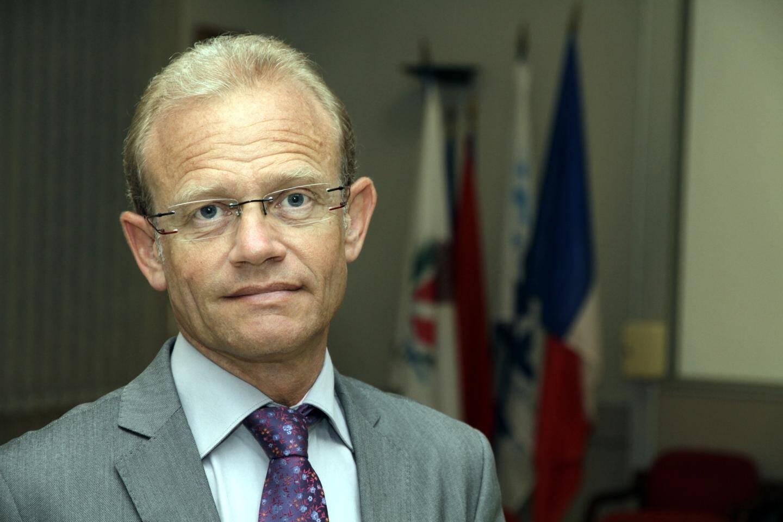 Alain Lucas : « Si nécessaire, nous demanderons au juge l'autorisation d'entrer sur le terrain ».(DR)