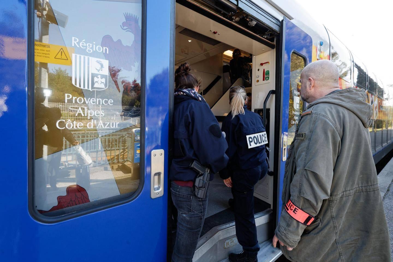 Une quarantaine d'individus ont été contrôlés durant cette opération menée simultanément sur les quais des gares d'Ollioules/Sanary, Bandol et Saint-Cyr/La Cadière.