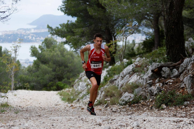 Le Gardéen Florian Dechand a survolé l'épreuve.