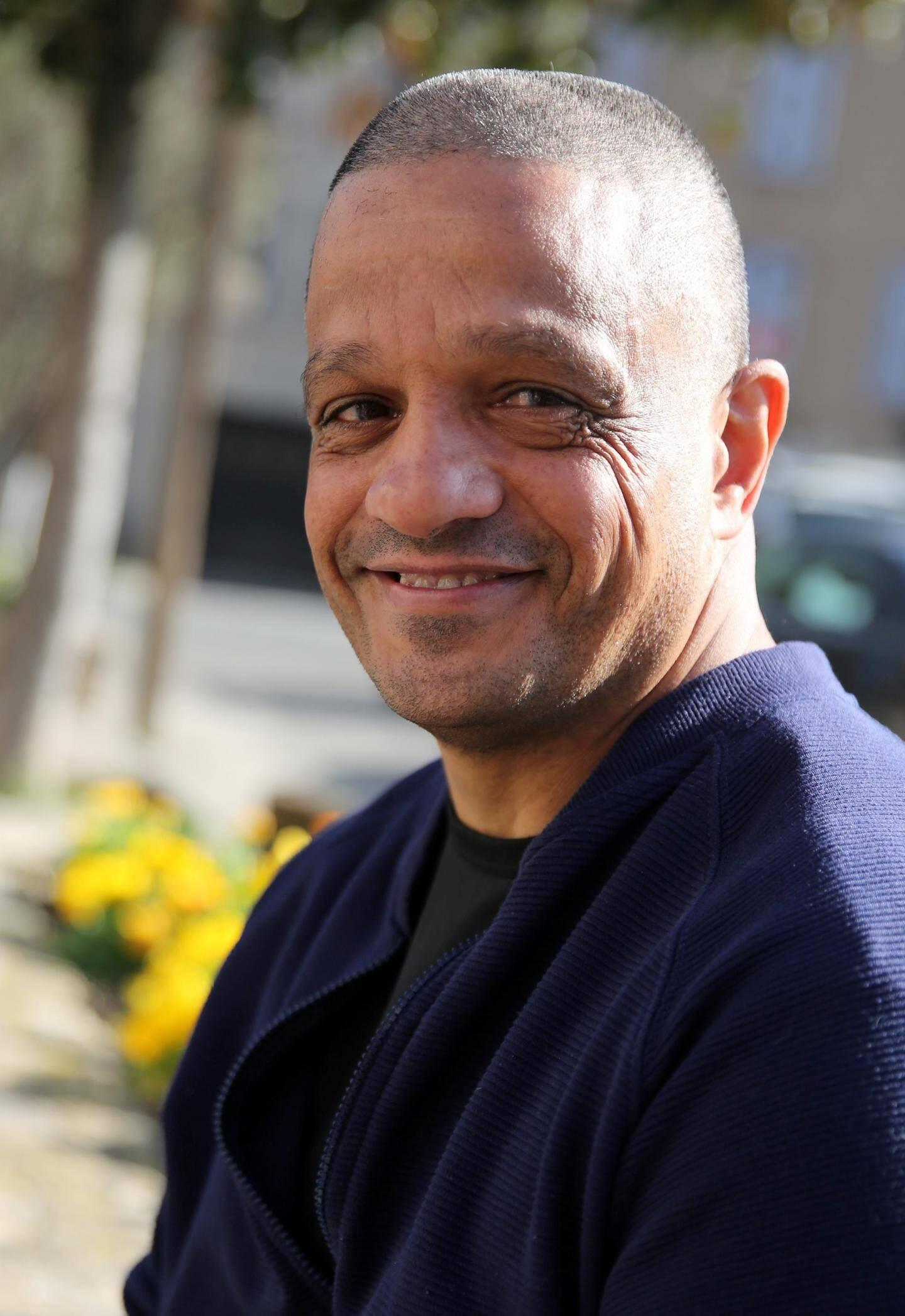 Djamel Guedouar, président des Harkis de Cœur du Var et Provence verte