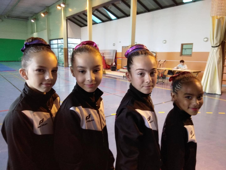 Les 12-15 ans à Poitiers pour la finale nationale.