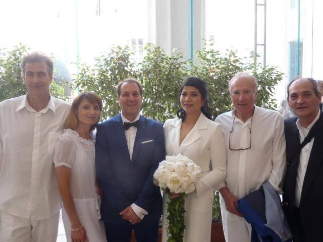 Yves Kimpyneck, coiffeur, et Leonila Cruz Feliciano, sans emploi.