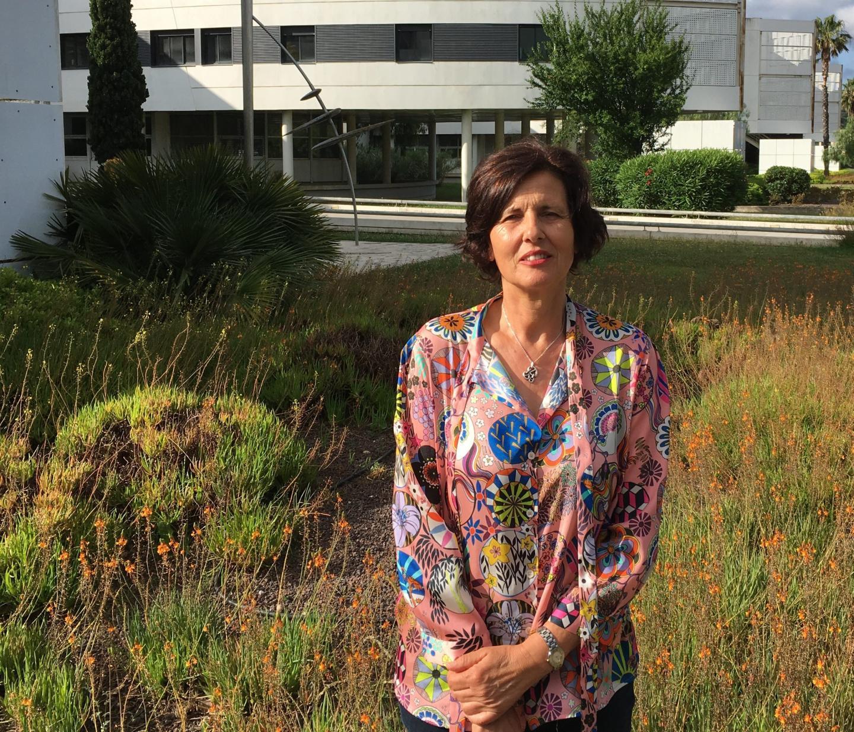 Dr Isabelle Carbonel, chef du pôle psychiatrie infanto-juvénile de l'hôpital Sainte Musse.