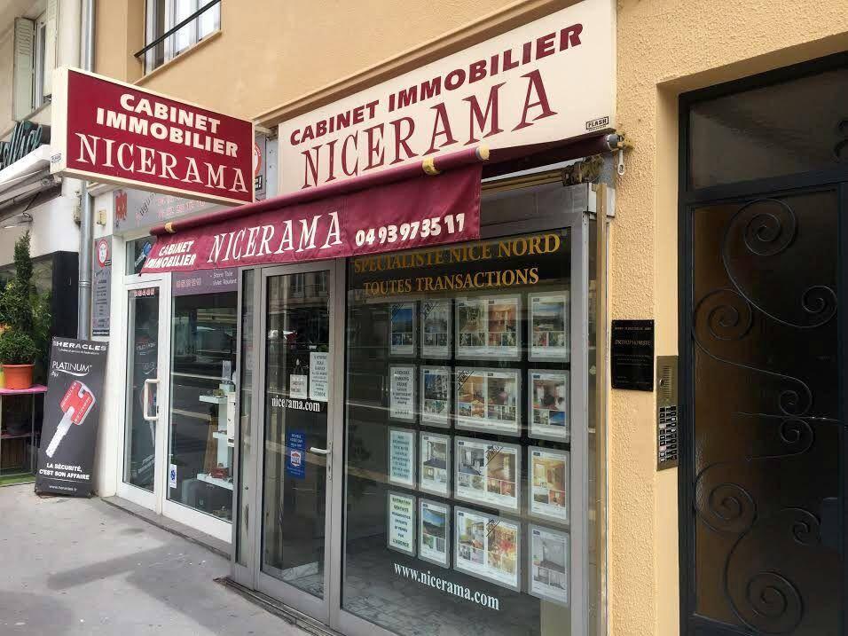 L'agence immobilière du boulevard Gorbella, où exerçaient la mère et la fille.