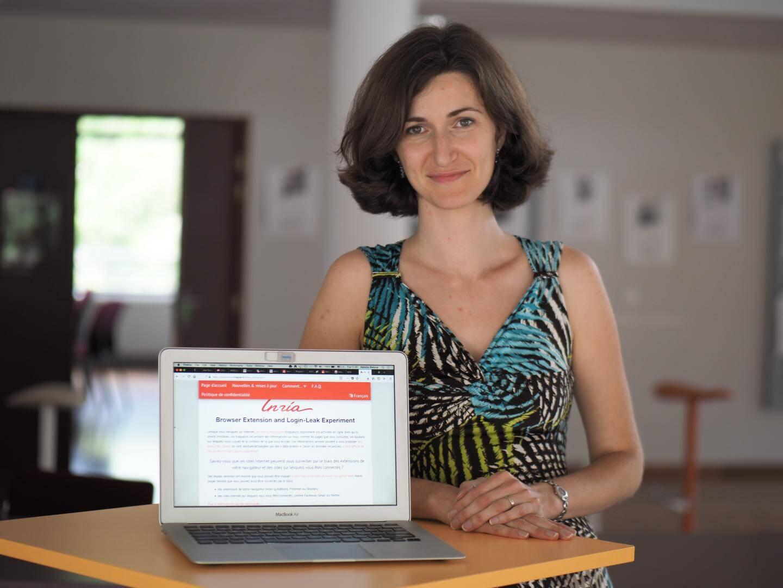 """Nataliia Bielova: """"on travaille à comprendre les technologies de traçage pour proposer des protections aux internautes."""""""