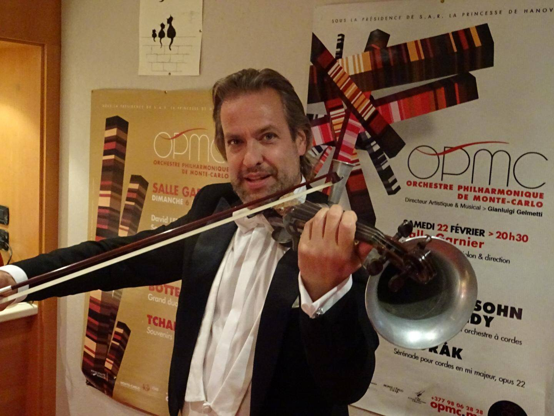 L'incroyable violon-trompette