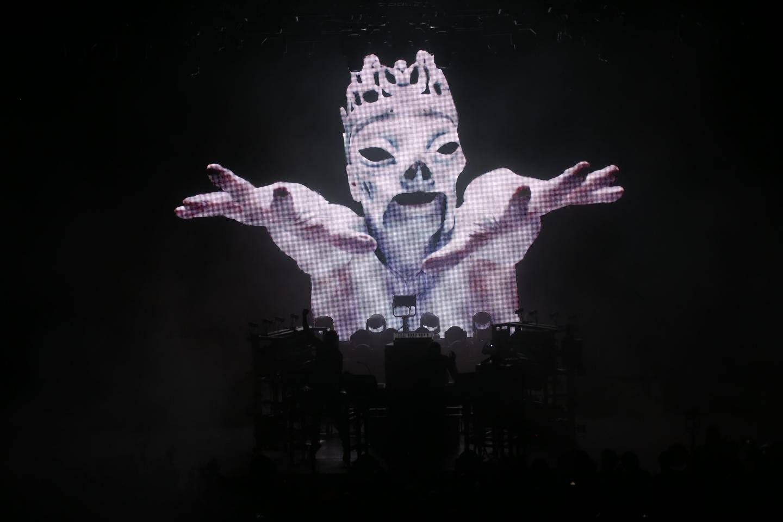 Les Chemical Brothers ont ravi les spectacteurs du Festival Lunallena.