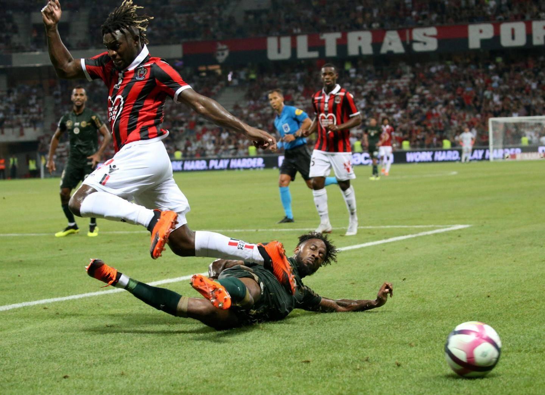 Aiglon le plus utilisé par Patrick Vieira pendant la préparation, il a été l'attaquant le plus remuant pendant 90 minutes. Sa frappe a provoqué la seule réelle opportunité niçoise (51').