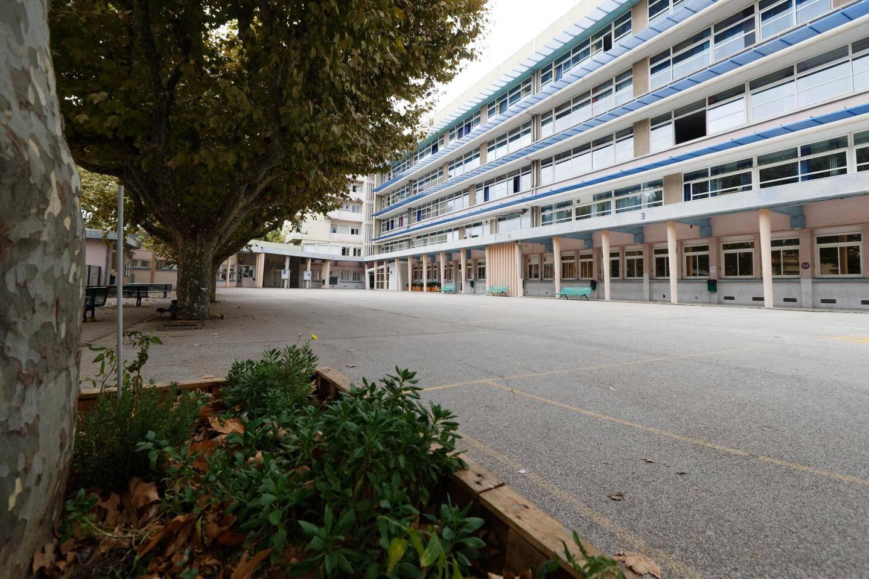 Lycée Bonaparte à Toulon.