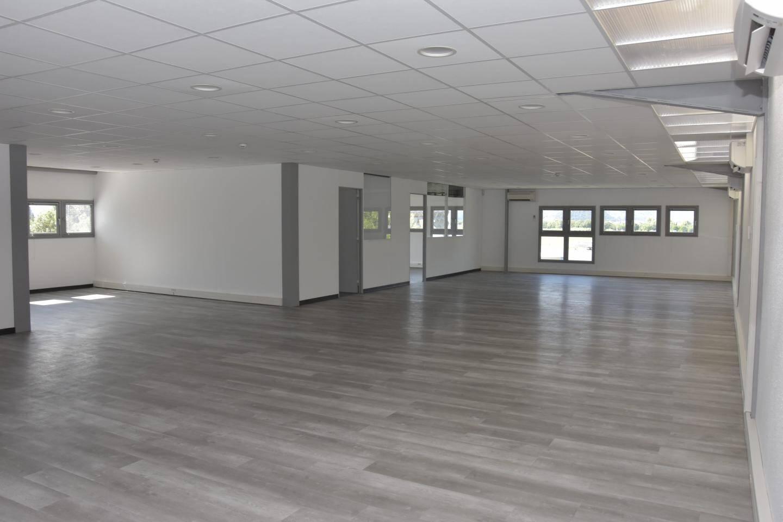 L'open space de 150 mètres carrés.
