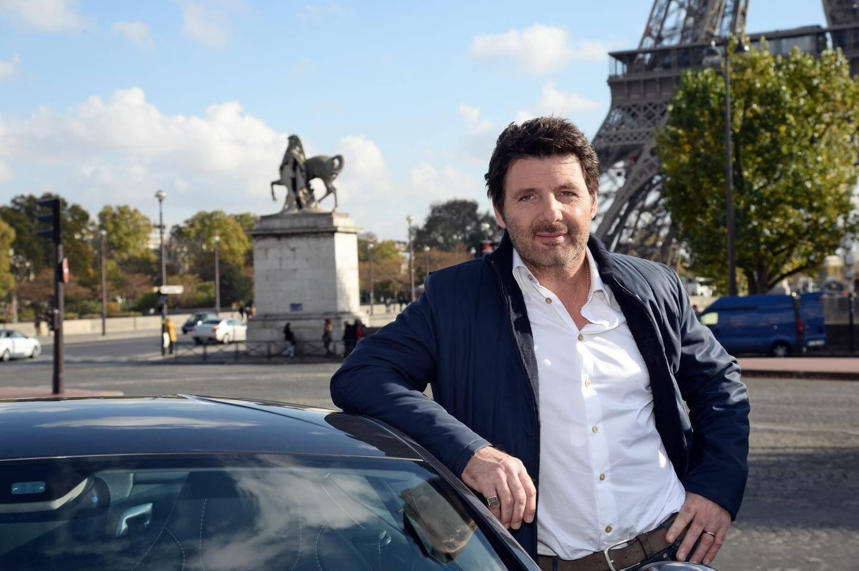 Depuis 2015, Philippe Lellouche anime l'émission Top Gear. Il est attendu dès samedi à Saint-Jean-Cap-Ferrat.