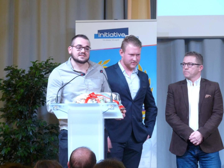 Laurent Viale et Nicolas Antoine ont créé «Roya plaquistes» à Saint-Dalmas-de-Tende.