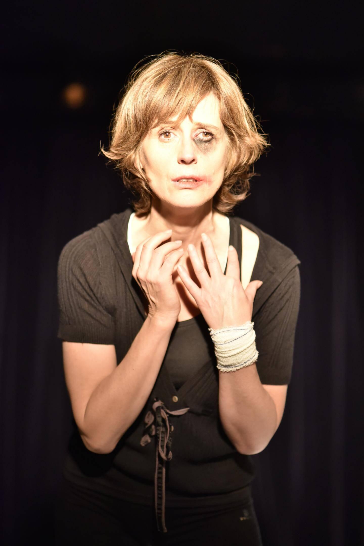 Agnès Pichois dans «Le ventre de la baleine».