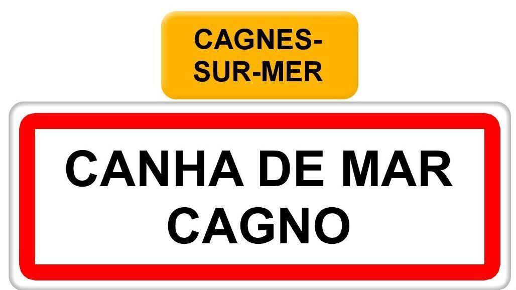 Cagnes-sur-Mer en Occitan et en Provençal