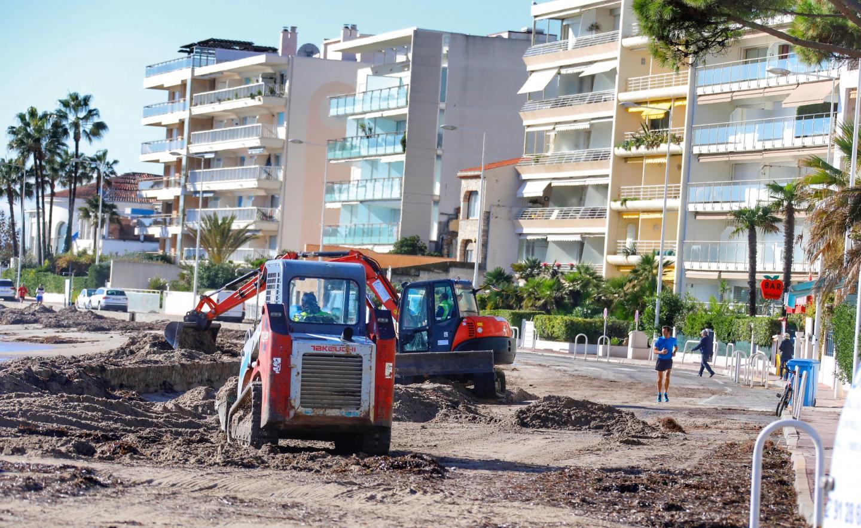 Le boulevard Gazagnaire, à Cannes.