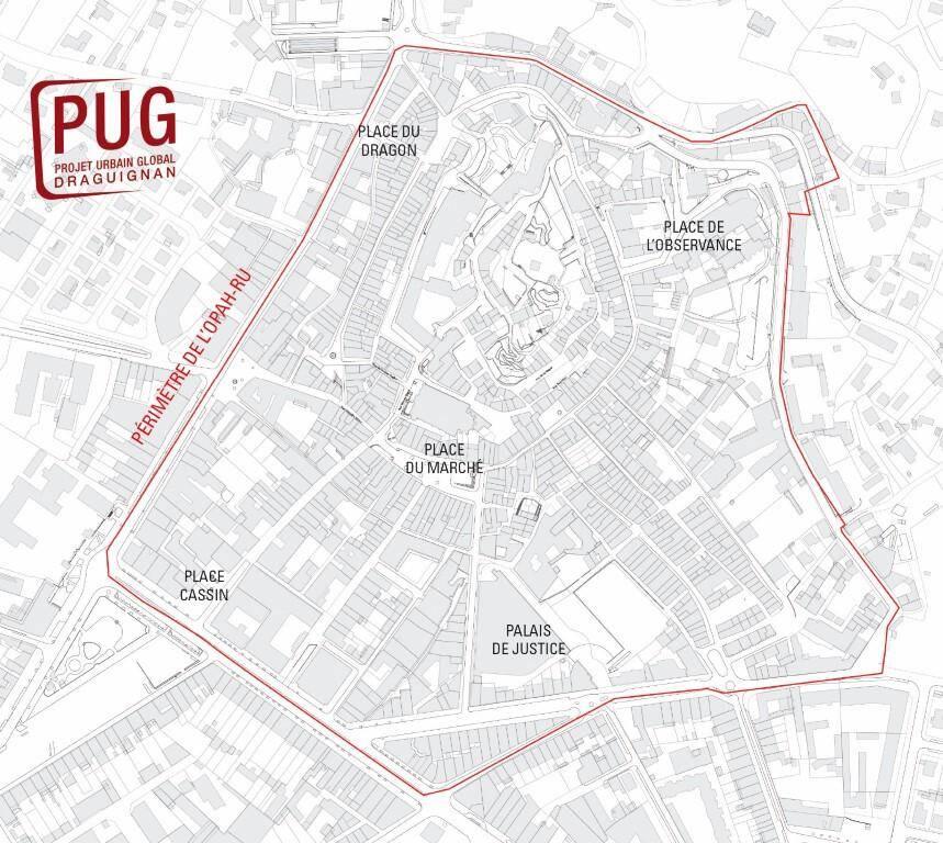 Le périmètre d'OPAH-RU comprend près de 3150 logements privés, dont 80% occupés par des locataires ou vacants, et 20% occupés par des propriétaires.