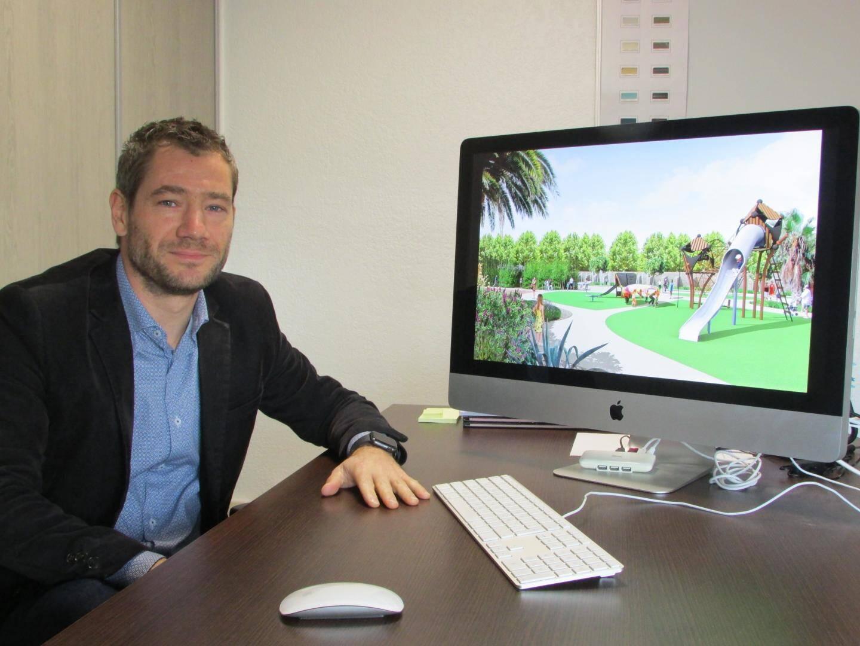 Frédéric Veisse a conçu le projet du début à la fin.