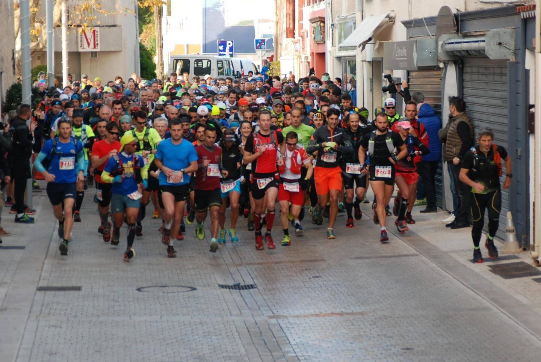 Le 28 km a été relevé par la participation d'Amandine Ferrato, championne du monde de trail en 2017.