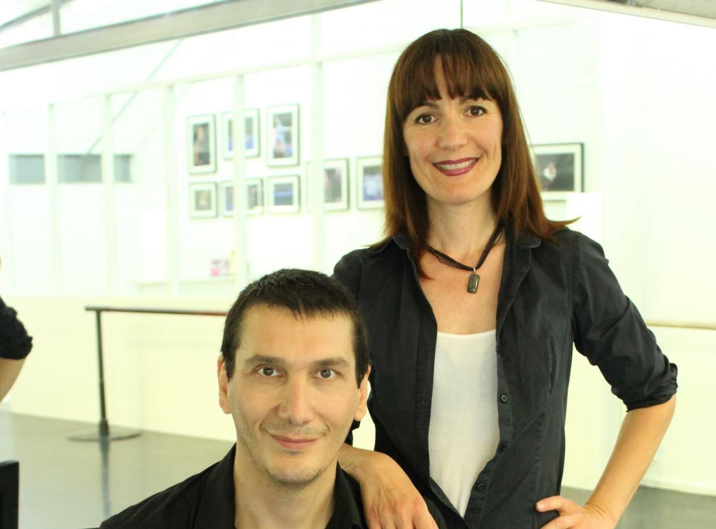 Benoît et Christine Kammerer.