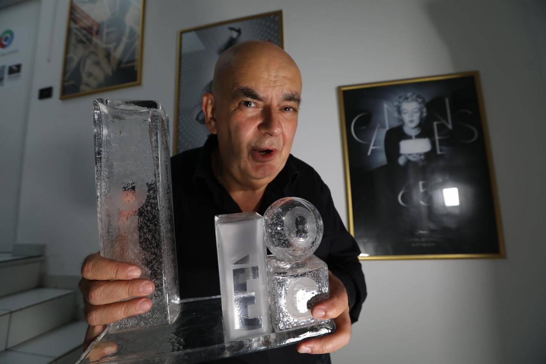 A la tête de Qalif Solutions, Patrick Zucchetta continue d'accompagner le cinéma numérique. Il en est l'œil et l'oreille automatiques.