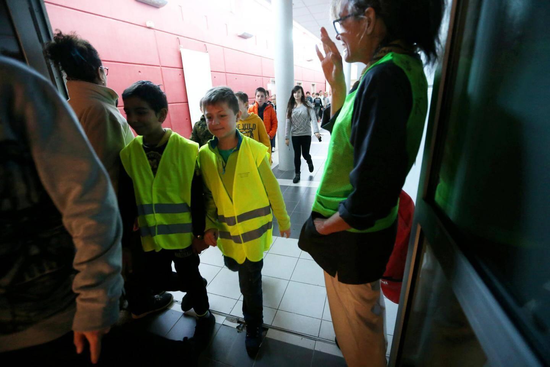 Les élèves du collège Jacques-Prévert ont été évacués vers 10h ce mardi matin.