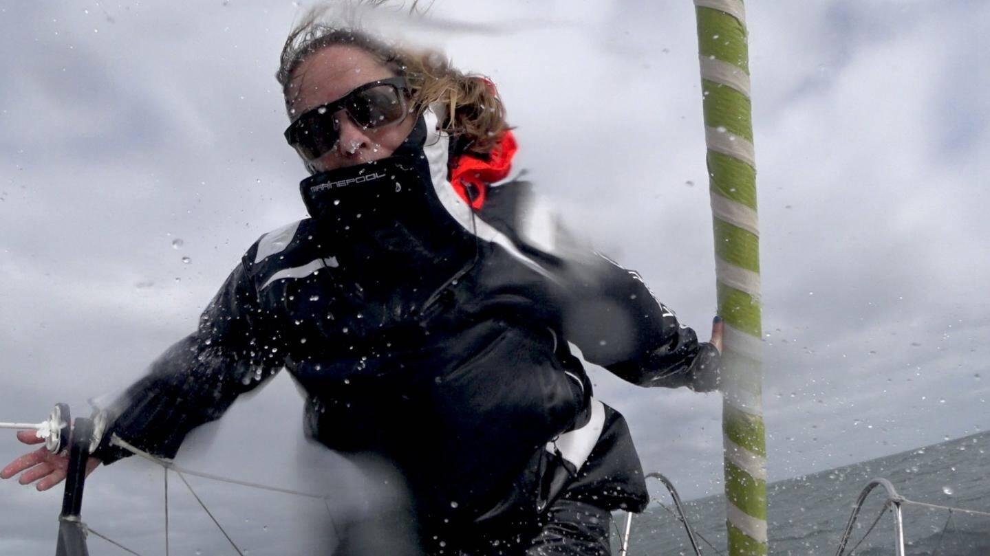 La Niçoise Alexia Barrier (4myplanet) doit arriver cet après-midi à Pointe-à-Pitre, à la 15e place de sa catégorie (Imoca).