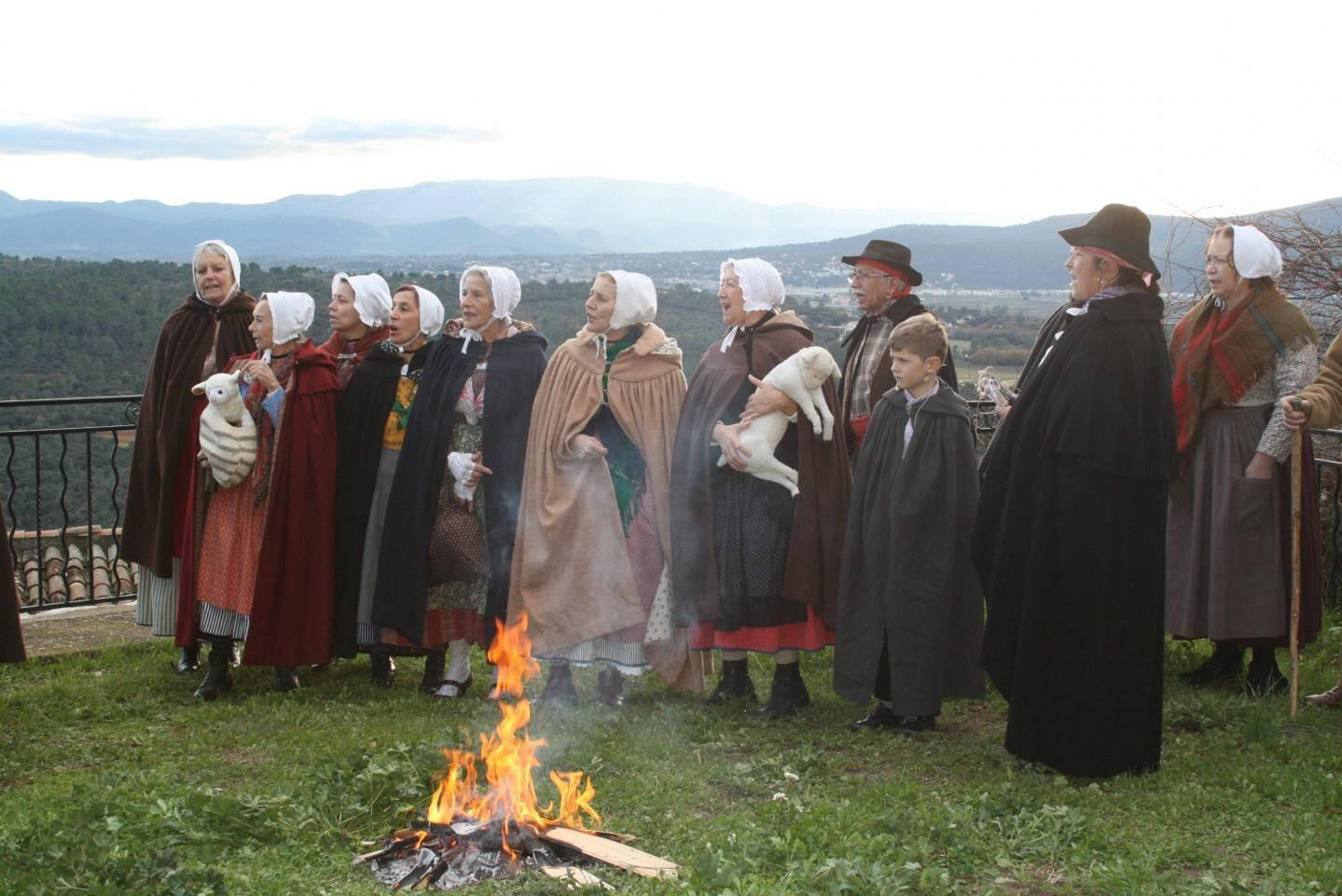 Les Seillonnais ont suivi le cortège.