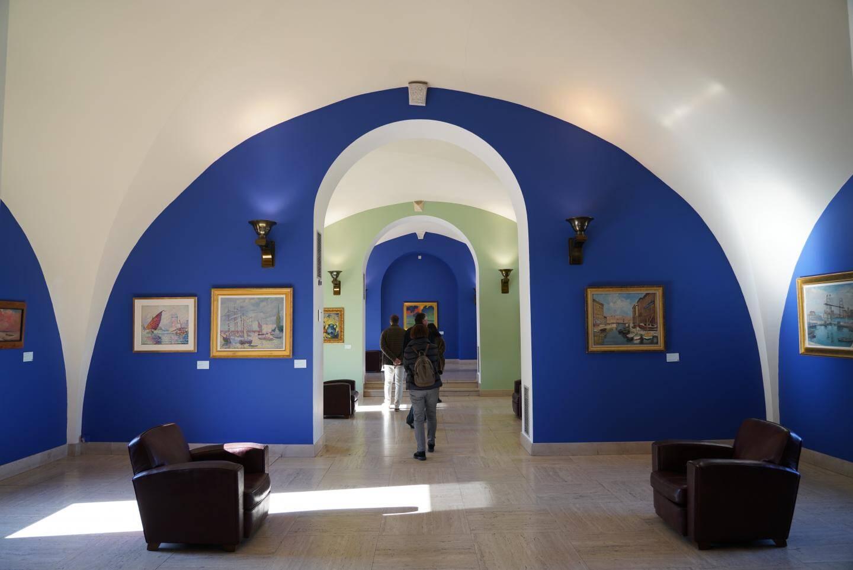 Le musée de l'Annociade à Saint-Tropez