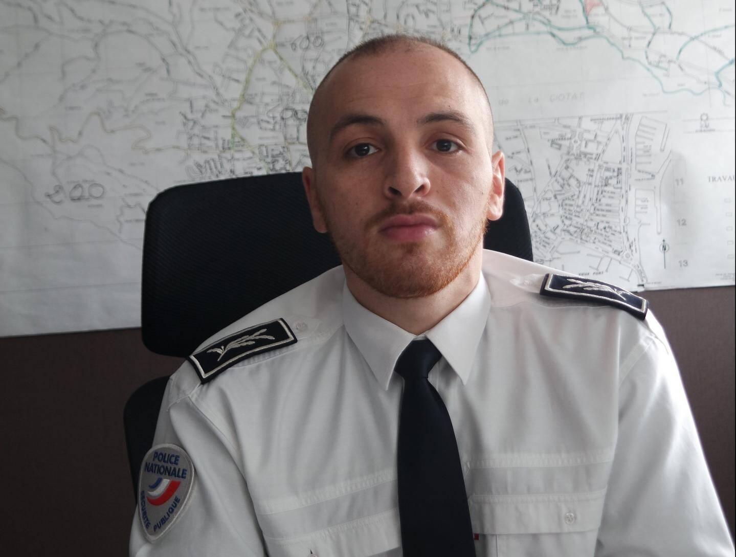 Le commissaire Matthieu Valet: