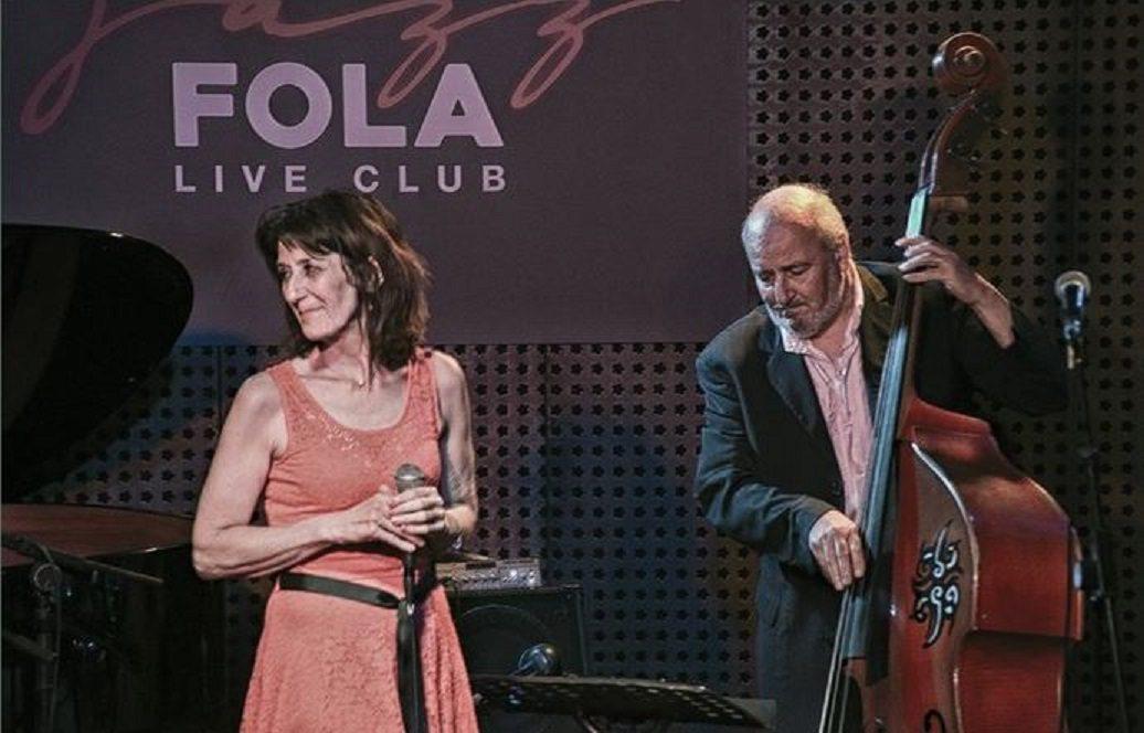 Nadine Emma Cohen s'est déjà produite au Jazz Fola Club.