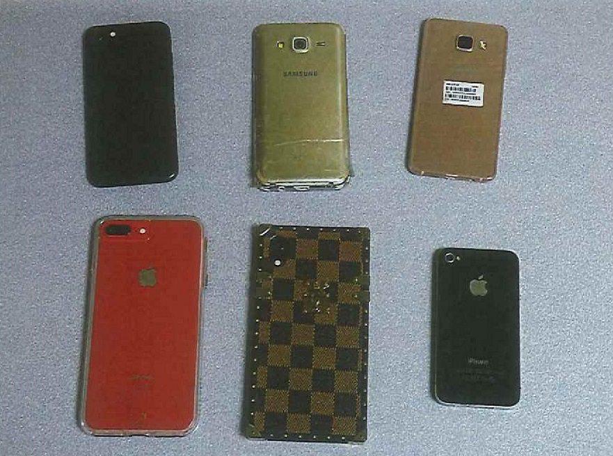 Les propriétaires de ces téléphones portables sont invités à se manifester auprès du commissariat de Cagnes.