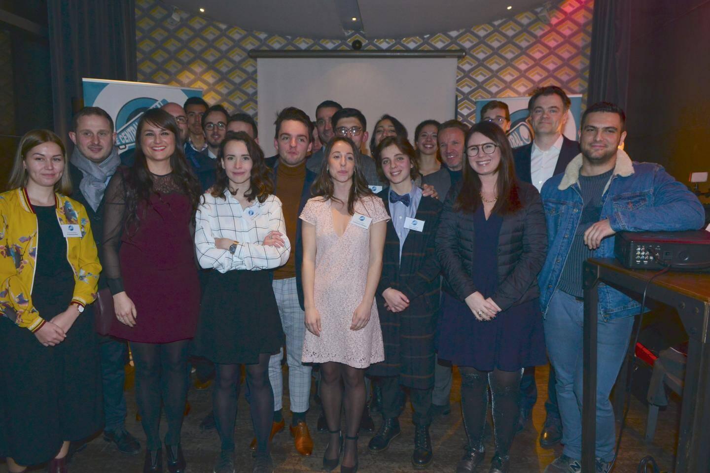 Le lancement du Central hub, vendredi soir, a donné lieu à un rassemblement de sensibilités politiques étonnant avec des responsables, plutôt jeunes, allant du RN au PCF !