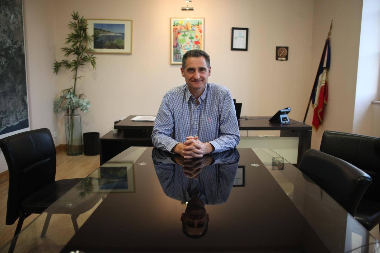 """Pour Hervé Stassinos, le maire du Pradet, """"cette initiative a permis de faire remonter des idées que l'on n'avait pas forcément ou que l'on n'aurait peut-être pas priorisées""""."""