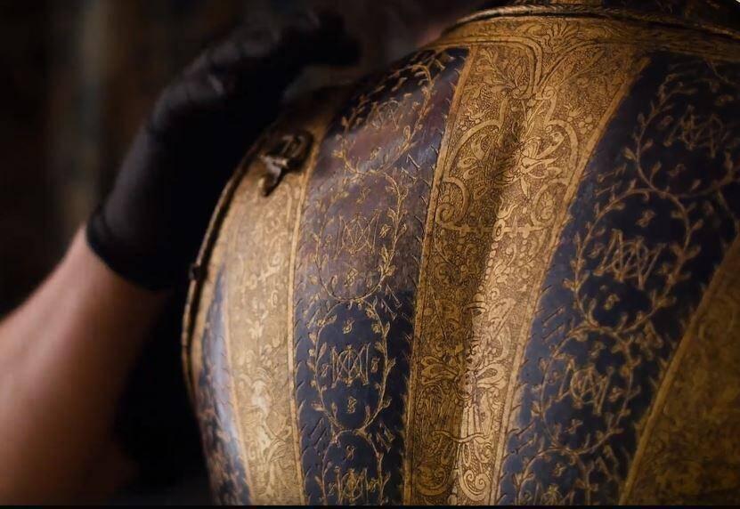 La restauration de l'armure de Montmorency pourrait être financée par du mécénat.