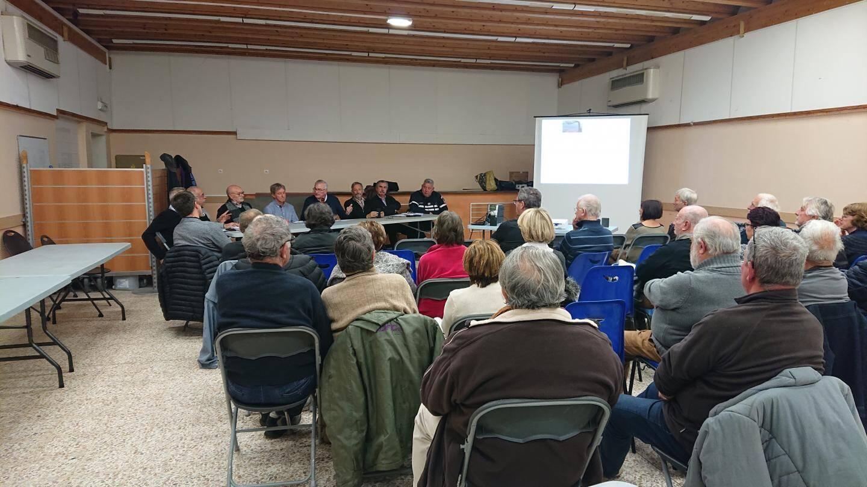 L'AG du CIL San Peyre Avenir a réuni une quarantaine de personnes vendredi à la Maison des associations dans une ambiance générale de mécontentement.