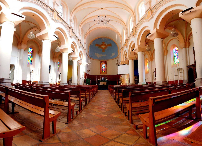 Outre la beauté de cet édifice du XIXe siècle, l'aspect sacré du lieu se doit aussi d'être préservé.