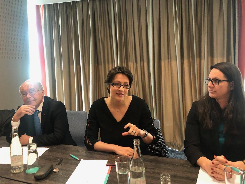Axelle Amalberti-Verdino : « Développer nos recettes, c'est gagner en autonomie. »