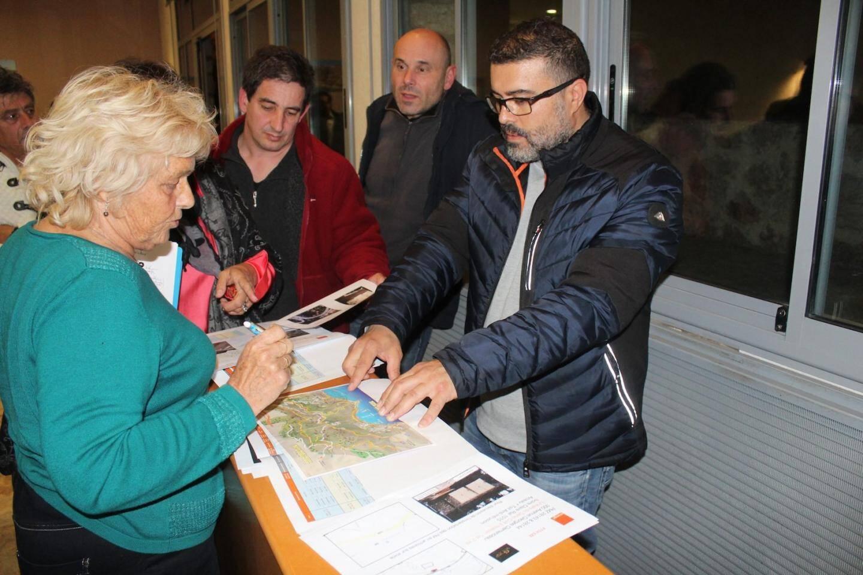 Les riverains de Saint-Laurent d'Èze se sont mobilisés pour leur quartier.