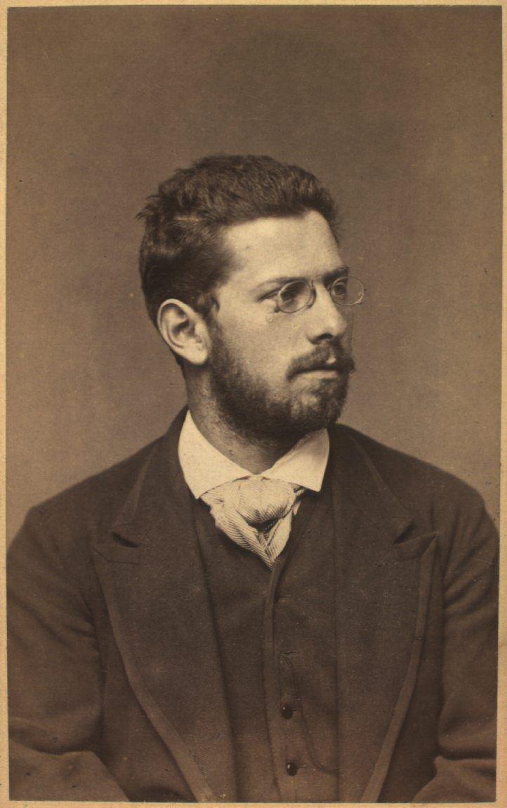Louis Hasselriis, sculpteur danois de la statue de Heinrich Heine.