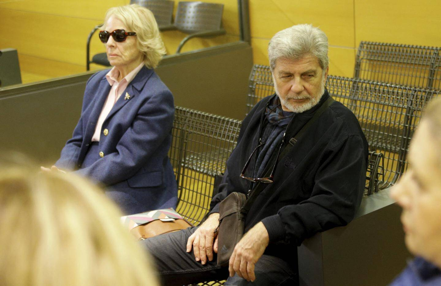 Suzanne, 89 ans, et Gabriel, 66 ans, ont été empoisonnés à l'atropine le 7 avril 2015 au Cannet. Ils accusent tous les deux Olivier Cappelaere qui avait acheté en viager un appartement à la vieille dame.