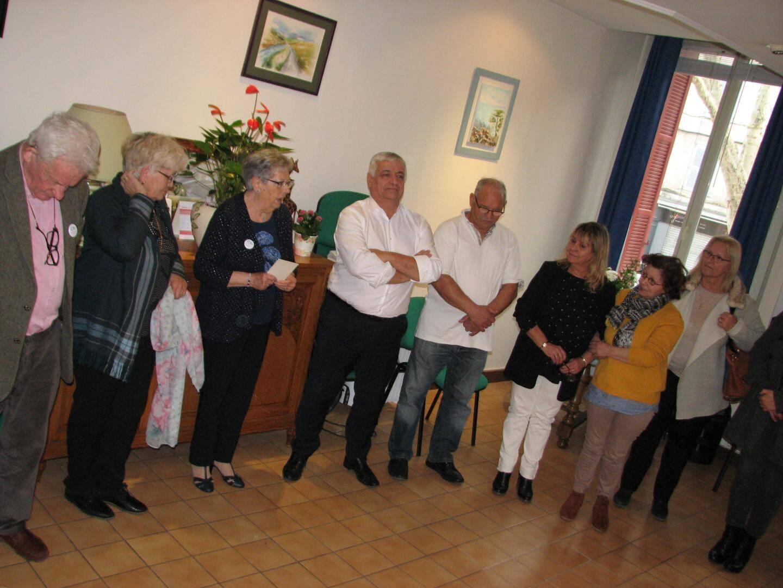 Lundi, les bénévoles brignolais et les représentants de l'association inauguraient leur nouveau local en présence du maire, de ses adjoints et d'agents du CCAS, partenaires de la structure.