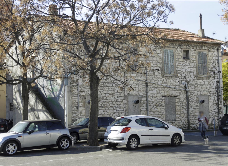 La maison Dromard, passage de la Grève, où un musée de la mer est prévu.