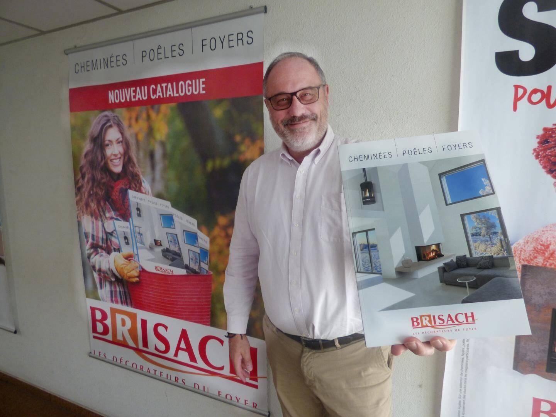 En 2017, dans ses bureaux maximois, le directeur Jean-François Manevy affichait un bel optimisme pour la société.