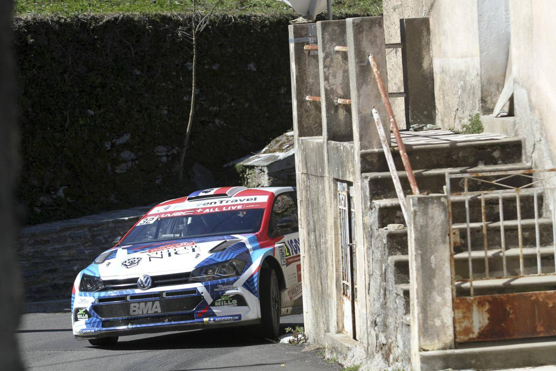 Après 2011 et 2017, Thierry Neuville (Hyundai) passe la troisième sur les tablettes corses.