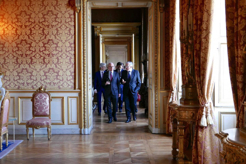 L'amitié franco-monégasque permettra aux étudiants de Principauté de ne pas être traités comme des étrangers.