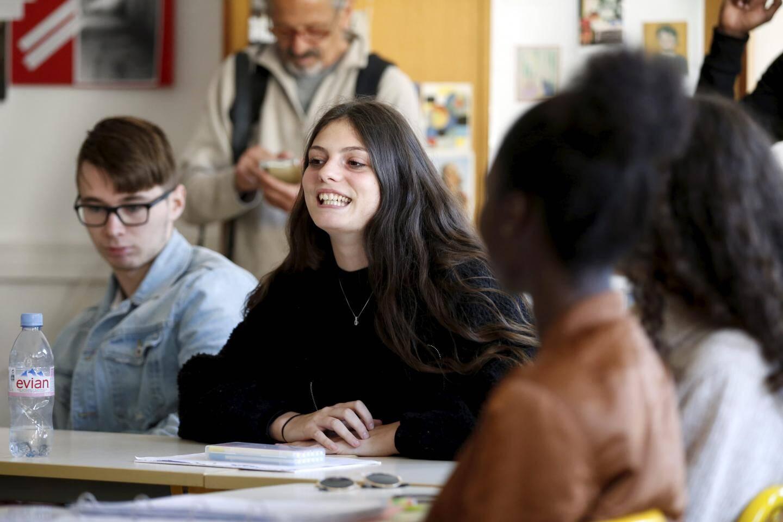 Le micro-lycée de Menton fait figure de modèle en France.