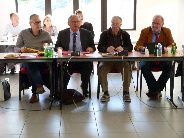 Dans ce contentieux financier, « la justice a reconnu notre bon droit », commente Gilles Vincent, le maire de Saint-Mandrier.