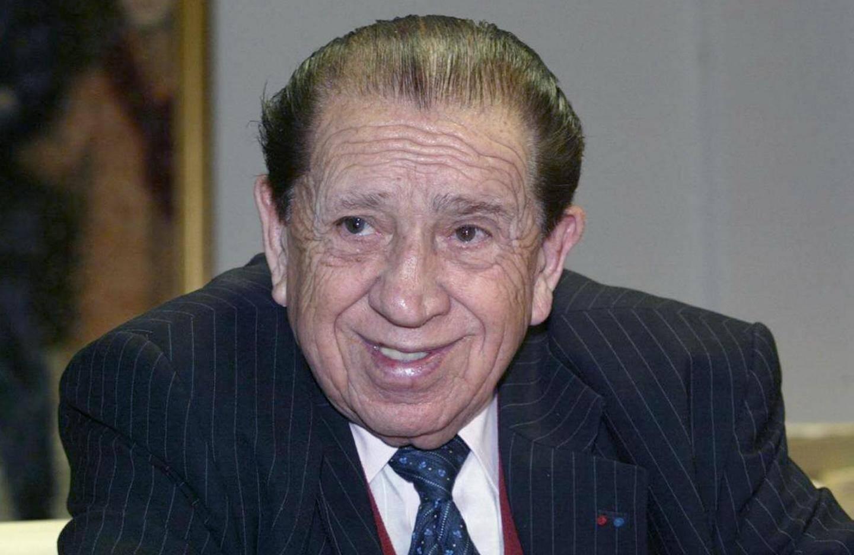 Claude Pisano, auteur de la biographie.