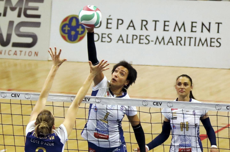Kloster et le Racing ont décroché leur 21e titre de champion de France.