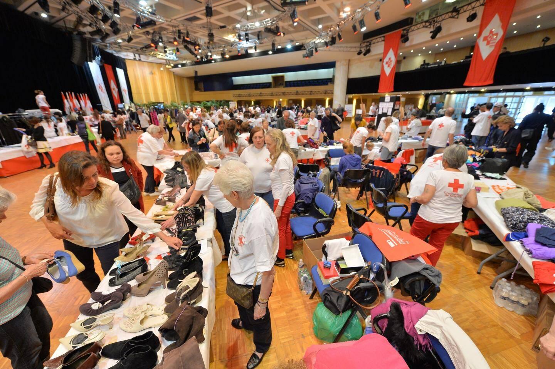 L'espace Léo-Ferré accueille une nouvelle fois cet événement caritatif
